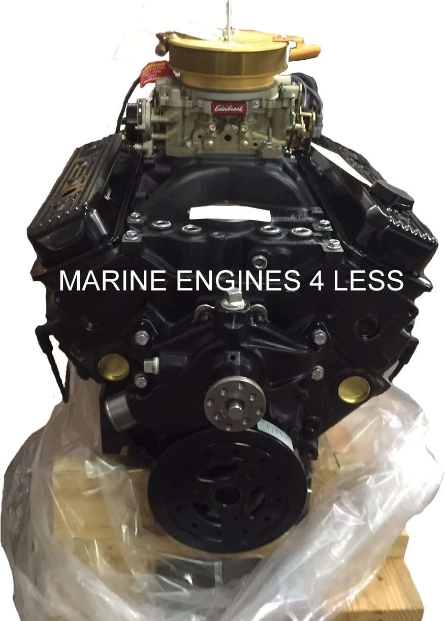 Remanufactured Marine Engines Remanufactured 5 7l