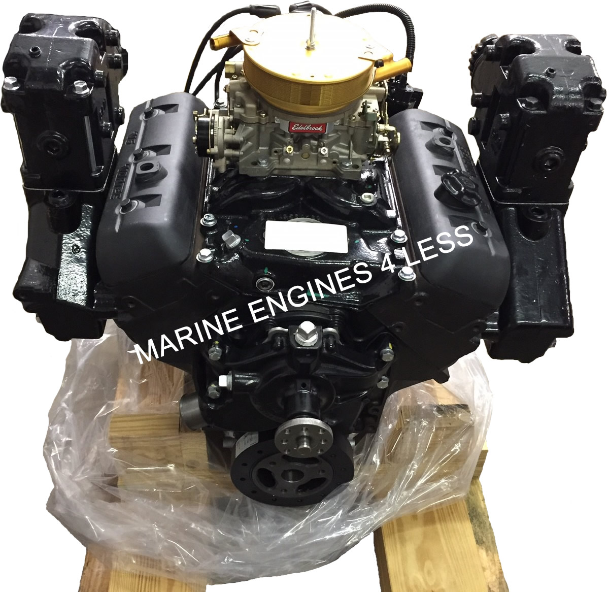 Ignition NEW 5.7L GM Marine Extended Base Engine w// Carb Mercruiser 1997-up