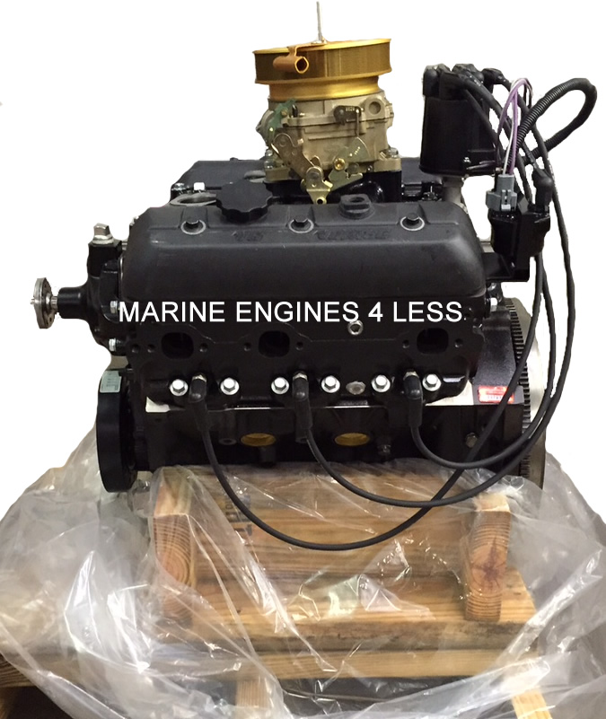 Atk marine remanufactured rebuilt marine engines autos post for Rebuilt motors and transmissions