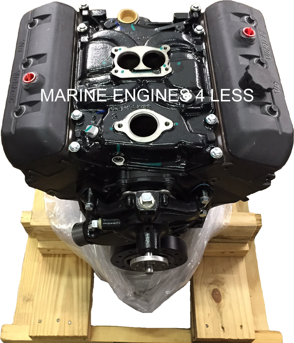 Engine Intake Manifold : Remanufactured marine engines l