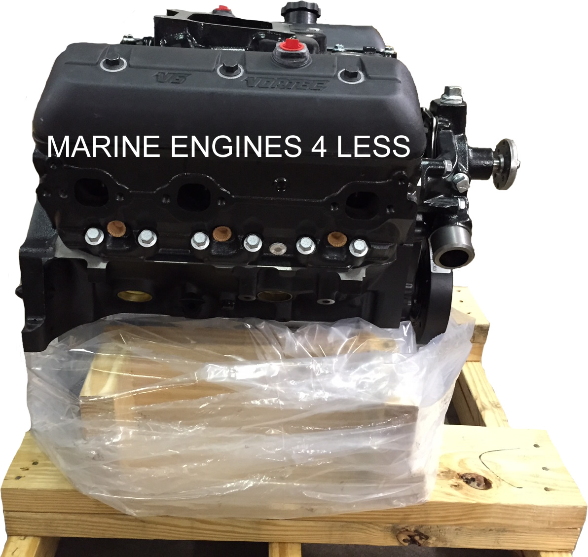 Remanufactured Marine Engines Reman 4 3l Vortec 1996