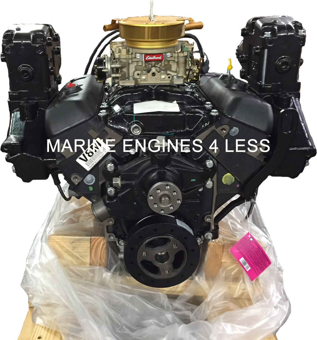 Marine Engines    New Marine Engines    New Extended Base Marine Engines    New 4 3l Vortec