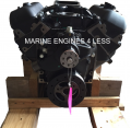 New 4.3L Marine Engine with Intake Manifold