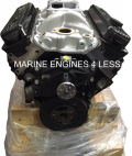 5.7L Pre-Vortec Marine Engines with Intake Manifold